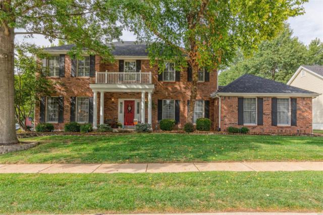 1722 Timber Ridge Estates Drive, Wildwood, MO 63011 (#18026226) :: Clarity Street Realty