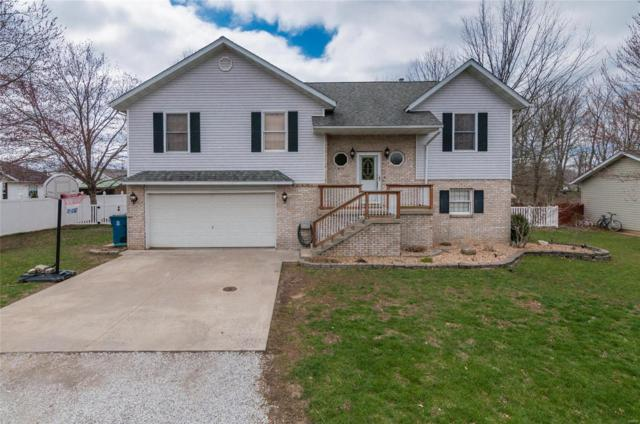 122 Pebblebrook Lane, Troy, IL 62294 (#18026244) :: Fusion Realty, LLC