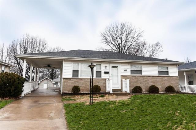 815 Cormar Drive, St Louis, MO 63125 (#18026247) :: Clarity Street Realty