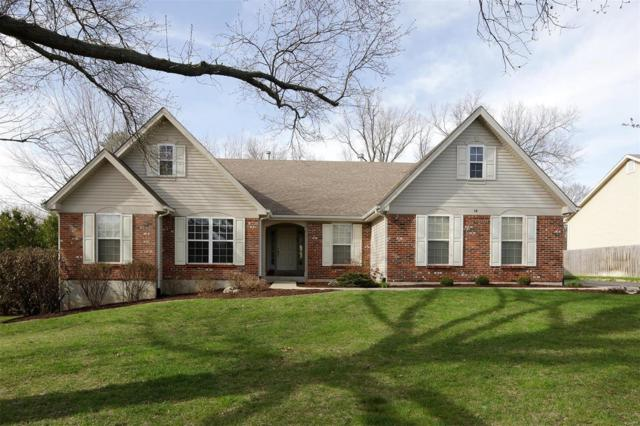 14 Lawrence Drive, Creve Coeur, MO 63141 (#18026257) :: St. Louis Finest Homes Realty Group