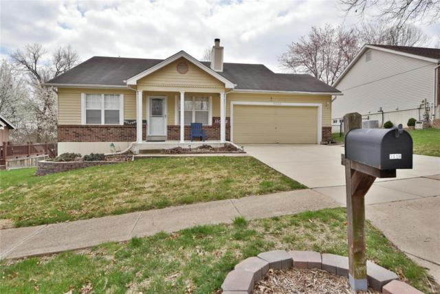 3514 Crystal Lawn Court, St Louis, MO 63129 (#18026953) :: Clarity Street Realty