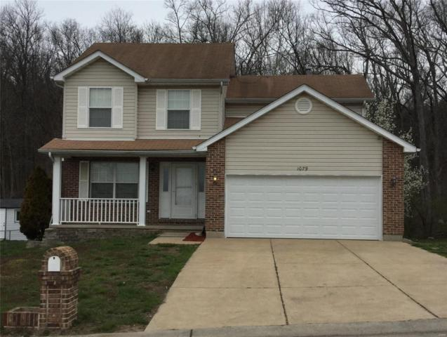 1079 Eagle Valley Drive, Festus, MO 63028 (#18026958) :: Clarity Street Realty