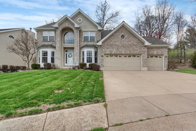 16039 Canterbury Estates Drive, Ellisville, MO 63021 (#18027011) :: The Becky O'Neill Power Home Selling Team