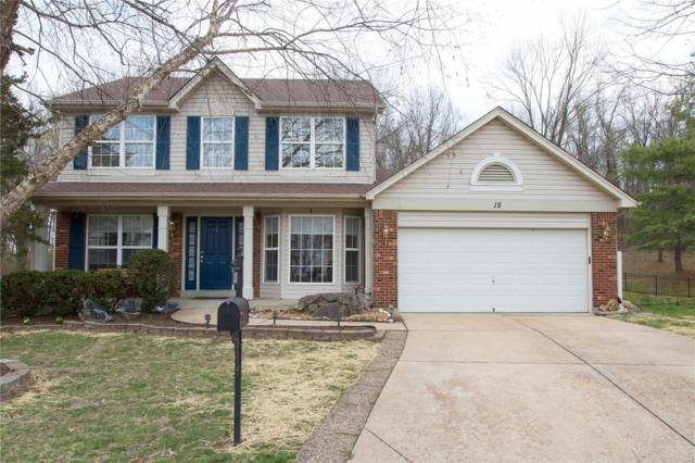 15 Marymount, Valley Park, MO 63088 (#18027020) :: Sue Martin Team