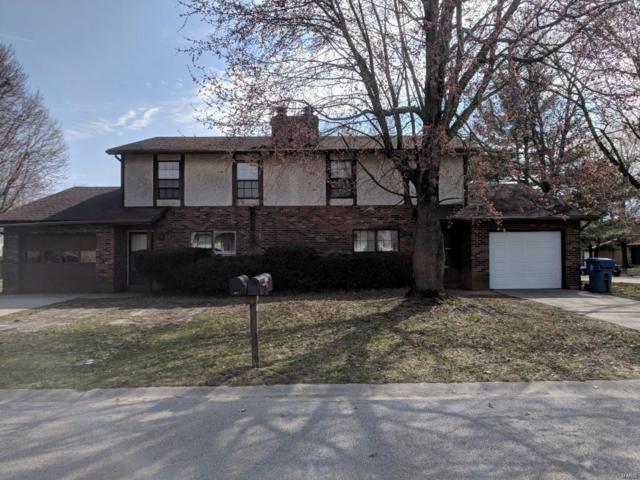 2336 Richland Prairie Boulevard, Shiloh, IL 62221 (#18027062) :: Fusion Realty, LLC