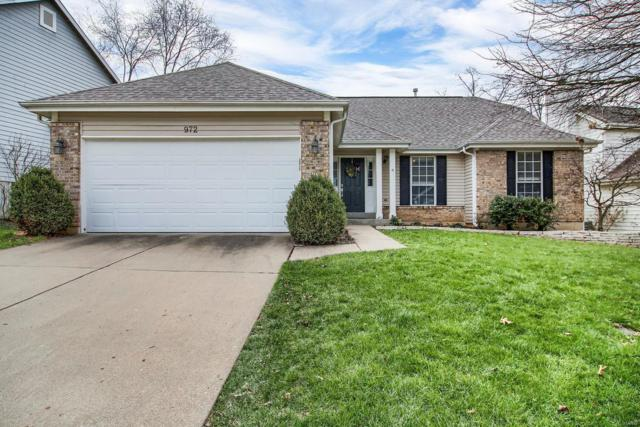 972 Big Bend Station, Manchester, MO 63088 (#18027091) :: Clarity Street Realty