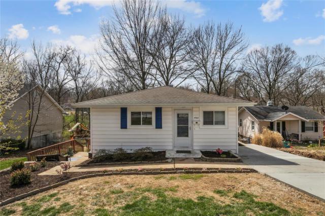 1760 Thursby Avenue, Kirkwood, MO 63122 (#18027121) :: St. Louis Realty