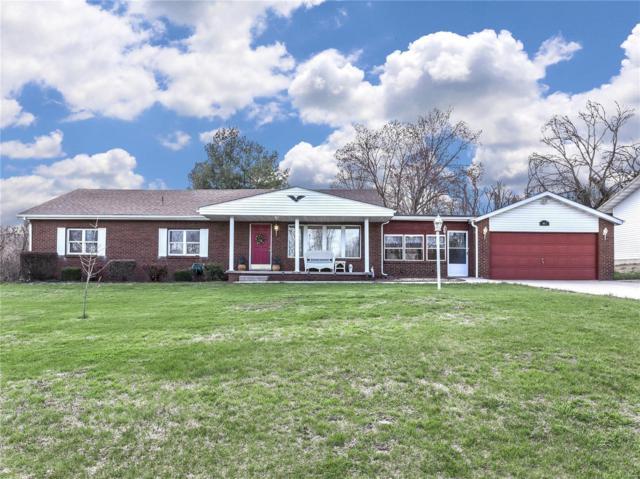 1407 Saint Clair Avenue, Collinsville, IL 62234 (#18027364) :: Fusion Realty, LLC