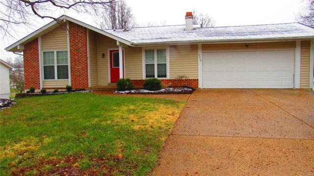 175 Birchleaf Drive, Saint Peters, MO 63376 (#18027366) :: PalmerHouse Properties LLC
