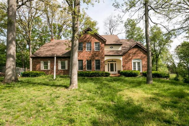 5293 White Oak Drive, Smithton, IL 62285 (#18027392) :: Clarity Street Realty