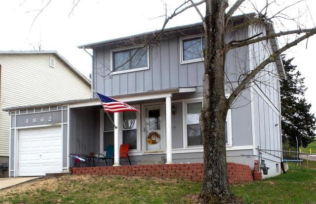1862 Dandridge, Barnhart, MO 63012 (#18027394) :: Clarity Street Realty