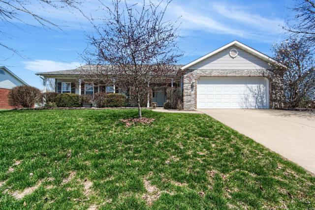 301 E Meadow Brook Drive, Freeburg, IL 62243 (#18027538) :: Fusion Realty, LLC