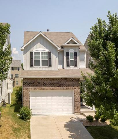 1138 Welsh Drive, Lake St Louis, MO 63367 (#18027639) :: St. Louis Finest Homes Realty Group