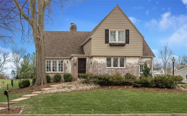 160 Sweetbriar Lane, Kirkwood, MO 63122 (#18027701) :: St. Louis Realty