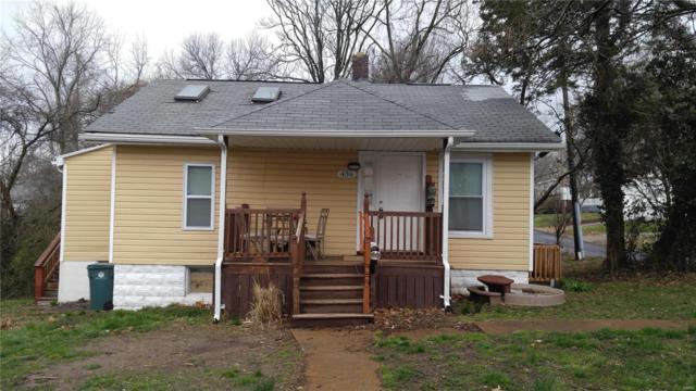 436 Meacham Street, St Louis, MO 63122 (#18027799) :: Walker Real Estate Team