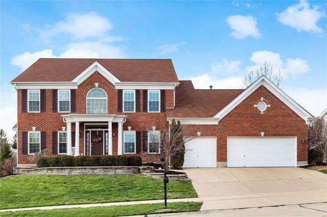 1423 Westhampton View Lane, Wildwood, MO 63005 (#18027886) :: Sue Martin Team
