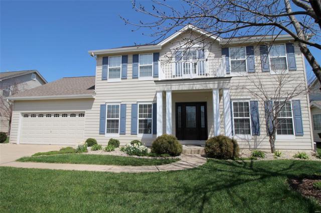 1431 Norwood Hills Drive, O'Fallon, MO 63366 (#18027981) :: PalmerHouse Properties LLC