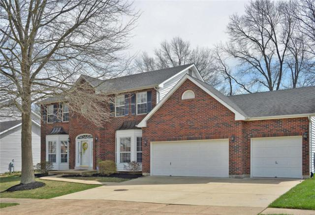 928 Pheasant Woods Drive, Manchester, MO 63021 (#18028058) :: The Becky O'Neill Power Home Selling Team