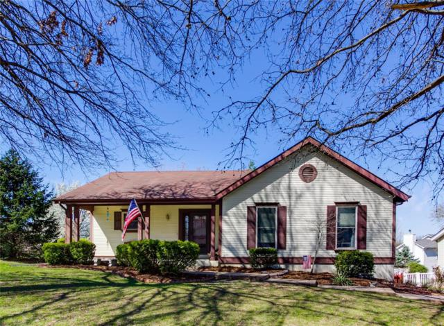 579 Schrader Farm Drive, Saint Peters, MO 63376 (#18028212) :: St. Louis Finest Homes Realty Group