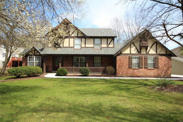 3639 Falcon Ridge Court, St Louis, MO 63129 (#18028237) :: Clarity Street Realty