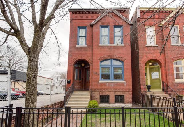 1424 S 18th Street, St Louis, MO 63104 (#18028292) :: Clarity Street Realty