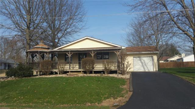 328 N Rock Island Avenue, Vandalia, IL 62471 (#18028319) :: Holden Realty Group - RE/MAX Preferred