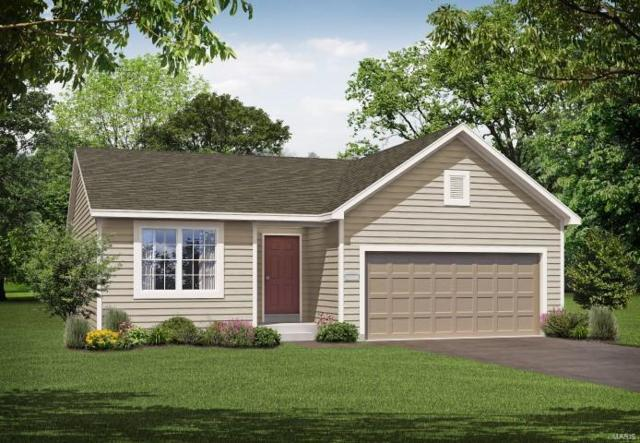 1 Tbb-Aubery @ Bella Vista, Saint Peters, MO 63376 (#18028364) :: St. Louis Realty