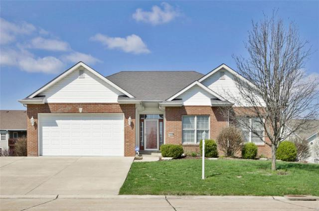 5208 Thorndale Drive, Godfrey, IL 62035 (#18028439) :: Fusion Realty, LLC