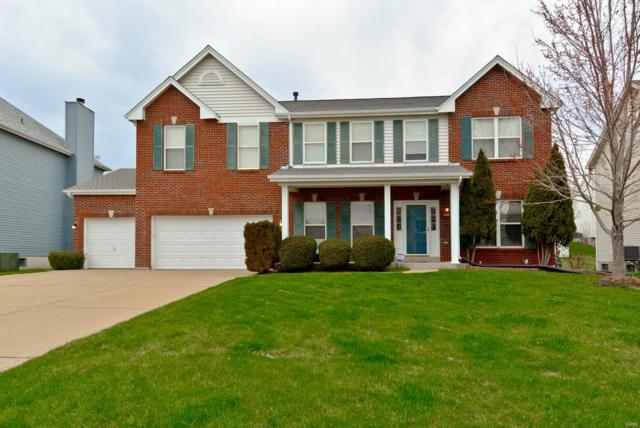 1071 Mission Hills Drive, O'Fallon, MO 63366 (#18028612) :: PalmerHouse Properties LLC
