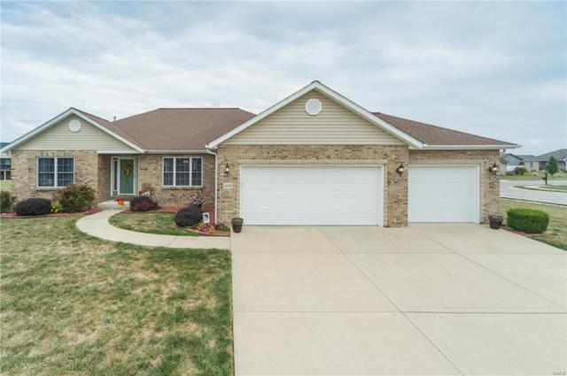 1000 Hunters Trail, Mascoutah, IL 62258 (#18028699) :: Fusion Realty, LLC