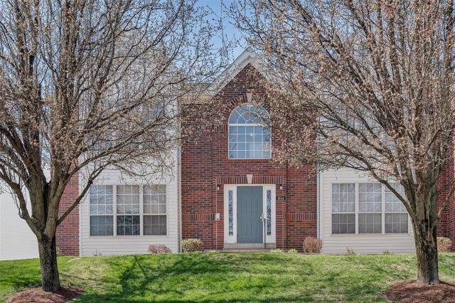 1614 Forest Springs Lane C, Ballwin, MO 63021 (#18028749) :: Clarity Street Realty