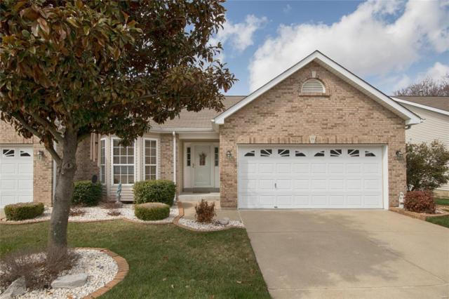 42 Spring Oaks Drive, Saint Charles, MO 63303 (#18028761) :: Clarity Street Realty