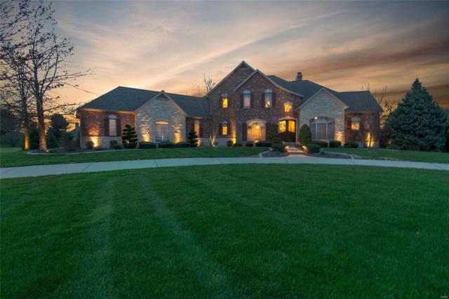 2127 Clairmont Drive, Shiloh, IL 62221 (#18028805) :: Fusion Realty, LLC
