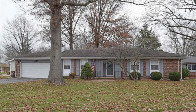 36 Coachlight, Mascoutah, IL 62258 (#18028814) :: Holden Realty Group - RE/MAX Preferred