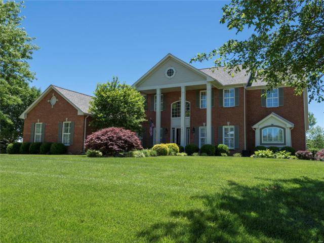 4067 Clintonview Court, Shiloh, IL 62226 (#18028865) :: Fusion Realty, LLC