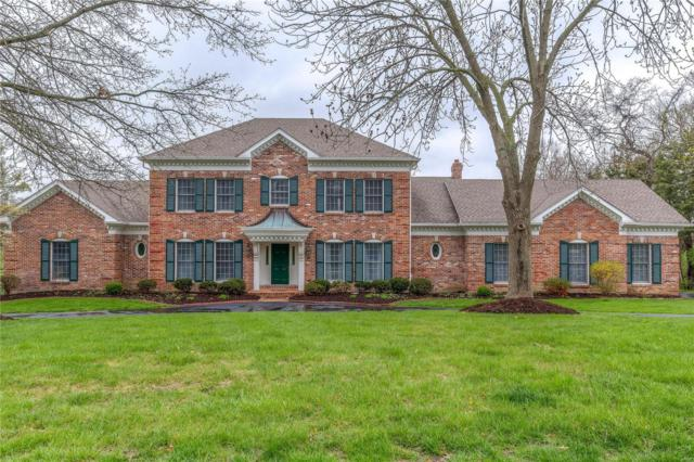 915 Delvin Drive, St Louis, MO 63141 (#18028925) :: Clarity Street Realty