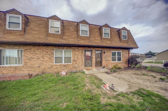344 Douglas Avenue B, Mascoutah, IL 62258 (#18028934) :: Clarity Street Realty