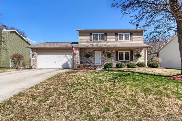 102 Davis Place, Collinsville, IL 62234 (#18028957) :: Fusion Realty, LLC