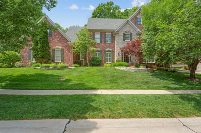1479 Country Lake Estates, Chesterfield, MO 63005 (#18028976) :: Barrett Realty Group