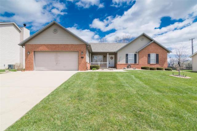 5422 Baylor Drive, Fairview Heights, IL 62208 (#18029016) :: Holden Realty Group - RE/MAX Preferred