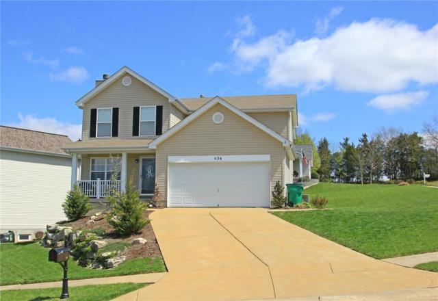 636 Hill Drive, Eureka, MO 63025 (#18029050) :: St. Louis Realty