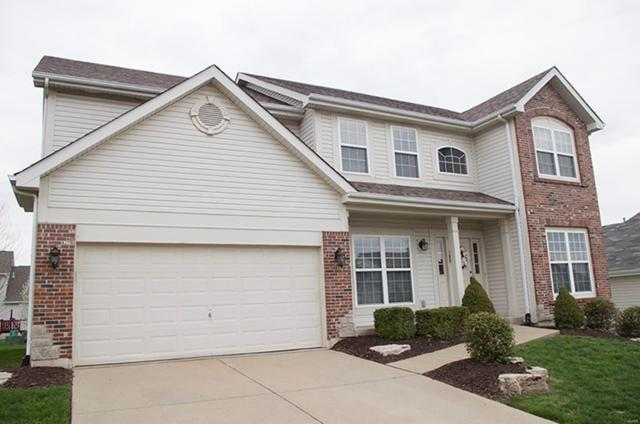 4121 Stonecroft Drive, Saint Charles, MO 63304 (#18029064) :: St. Louis Finest Homes Realty Group