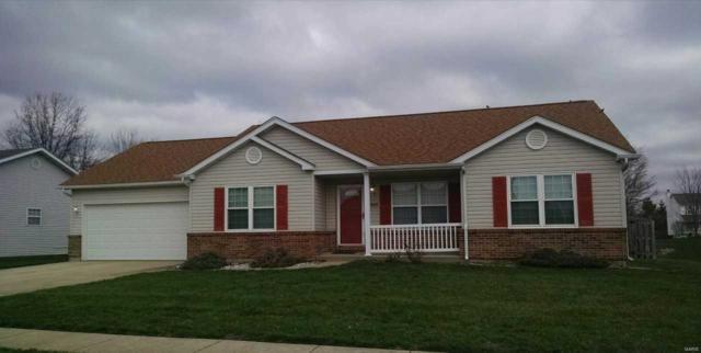 2643 Piper Hills Drive, Shiloh, IL 62221 (#18029091) :: Fusion Realty, LLC