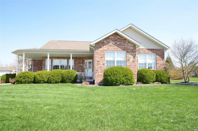 1020 Benelli Street, Mascoutah, IL 62258 (#18029135) :: Fusion Realty, LLC