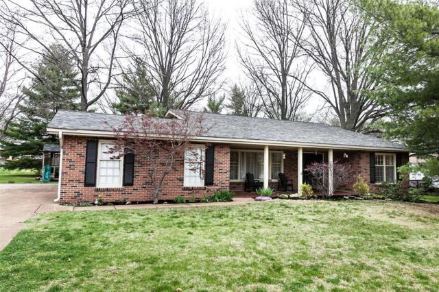 10507 Hanford Drive, St Louis, MO 63128 (#18029169) :: Clarity Street Realty