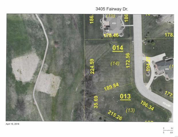 3405 Fairway Drive, Highland, IL 62249 (#18029192) :: Sue Martin Team
