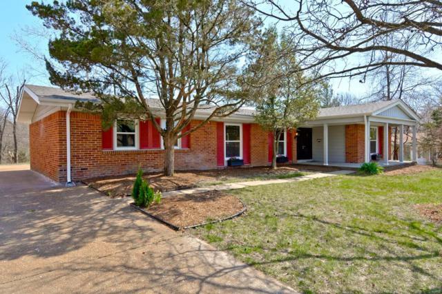 578 Highland Ridge Drive, Ballwin, MO 63011 (#18029220) :: Sue Martin Team