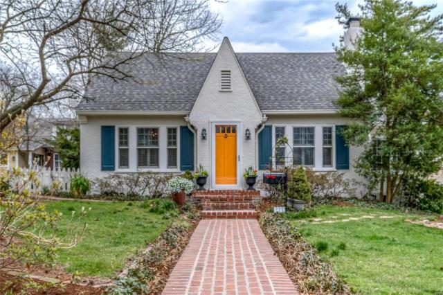 221 Parkhurst, Webster Groves, MO 63119 (#18029362) :: Clarity Street Realty