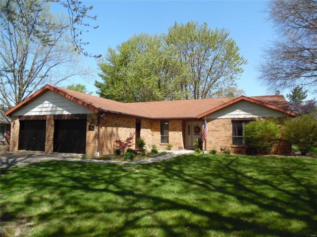 124 Pierce Boulevard, O'Fallon, IL 62269 (#18029414) :: Sue Martin Team