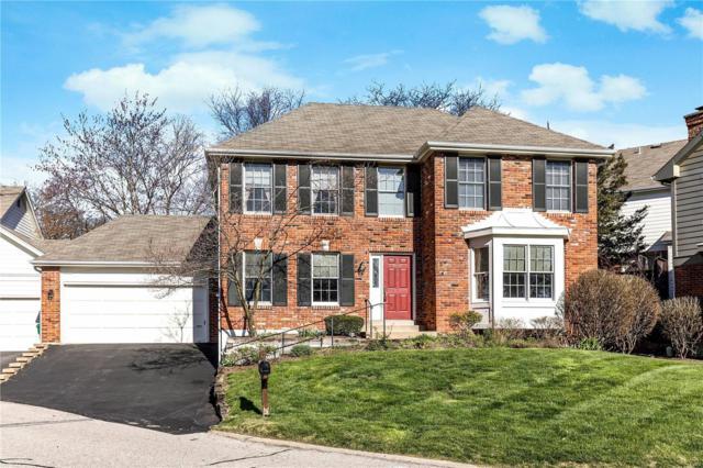 1109 Webster Oaks Lane, Webster Groves, MO 63119 (#18029503) :: Clarity Street Realty